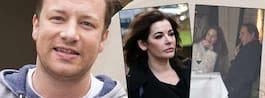 Jamie Oliver stöttar Nigella Lawson
