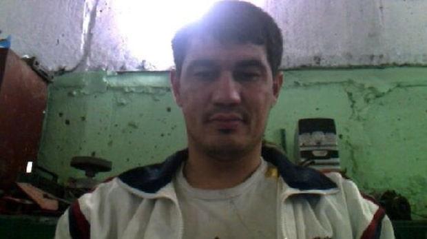 Akilov fångades på film – före attacken