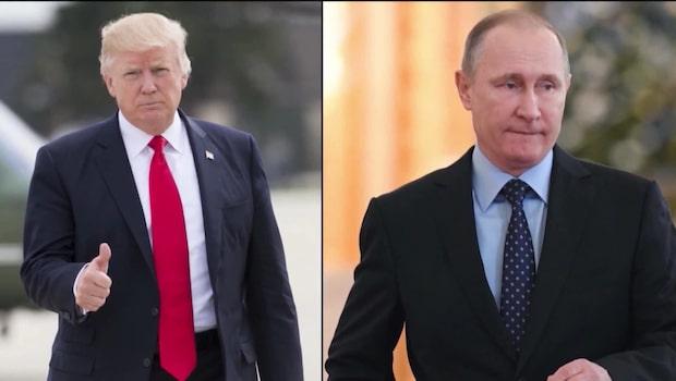 Demokraterna stämmer Trumps valkampanj