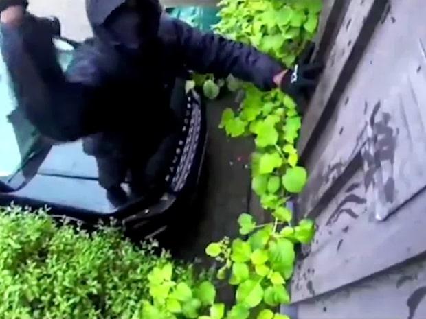 Här slår tjuvarna till mot Annas hus – när hon var bortrest