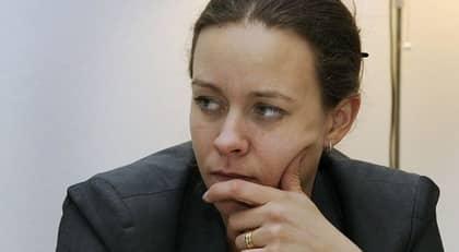 Hot mot M. Maria Wetterstrands och Miljöpartiets framgångar ses som ett hot av Moderaterna - därför har M:s partisekreterare Per Schlingmann (t v) en hemlig plan för att möta MP. Foto: Jan Düsing