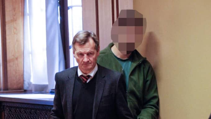 Den 25-årige mannen misstänks för flera fall av misshandel. Foto: Johan Jeppsson