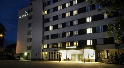 Schismen om Peter Magnussons omplacering på Södertälje sjukhus ska avgöras i arbetsdomstolen. Foto: Nils Petter Nilsson