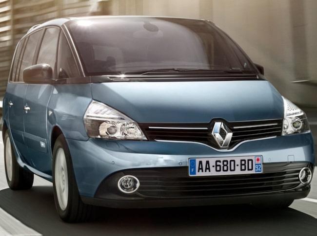 Renault återkallar 15 000 dieselbilar. Än så länge har berörda modeller inte kommunicerats.