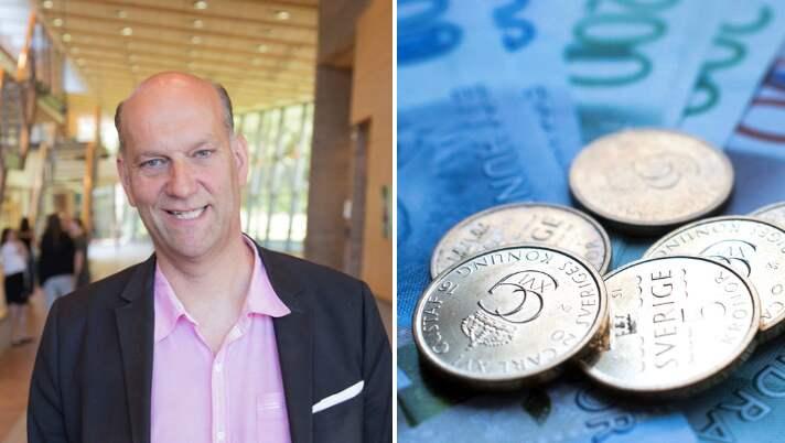 Invånare i Blekinge har minst pengar i Sverige