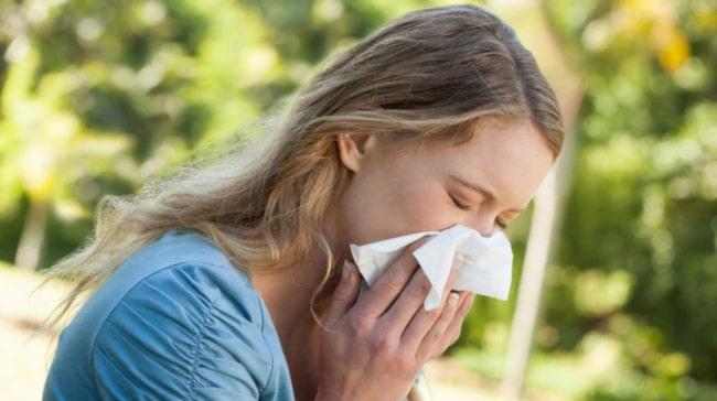 kliar i munnen förkylning