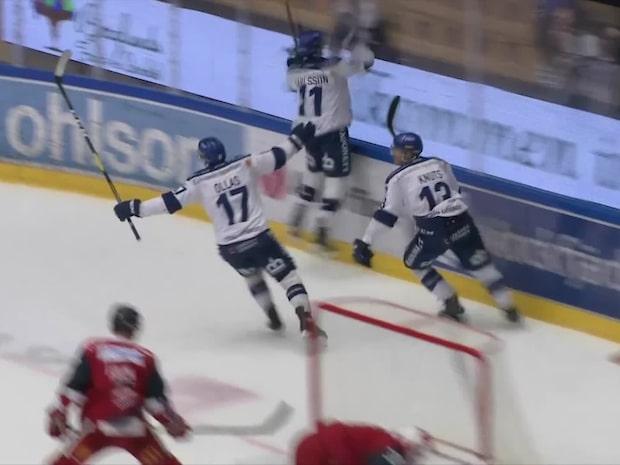 Highlights: Leksand-Västervik 3-2