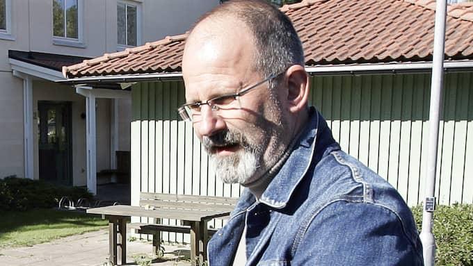 Peter Springare. Foto: SVEN LINDWALL