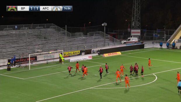 Höjdpunkter: Brommapojkarna-AFC Eskilstuna