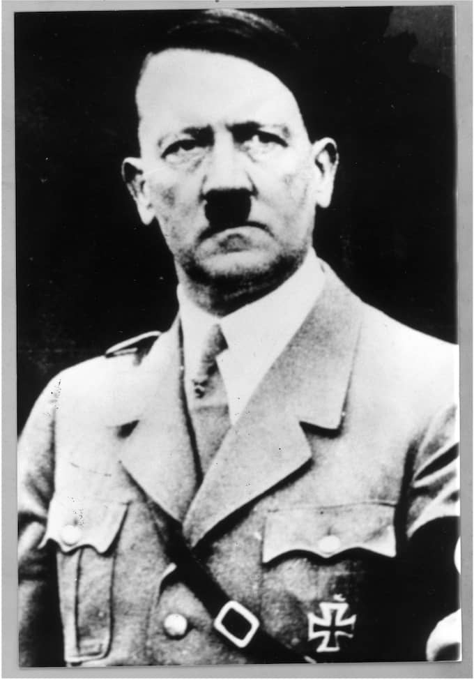 Adolf Hitler föddes den 20 april 1889. Foto: THAMES TELEVISION