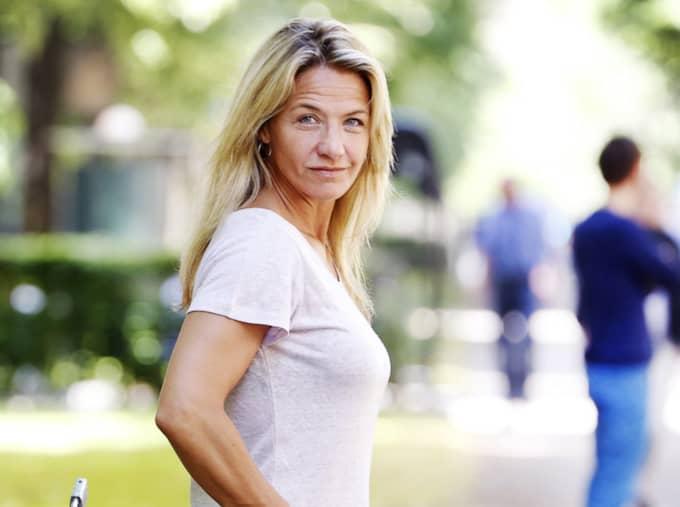 """Kristin Kaspersen fortsätter som programledare för Vardagspuls: """"Det här är superspännande"""" säger hon om nya satsningen. Foto: Cornelia Nordström"""