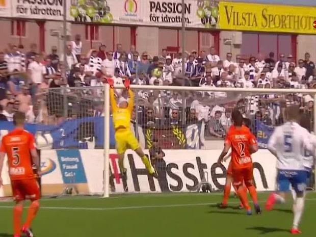 Höjdpunkter: AFC Eskilstuna-Norrköping