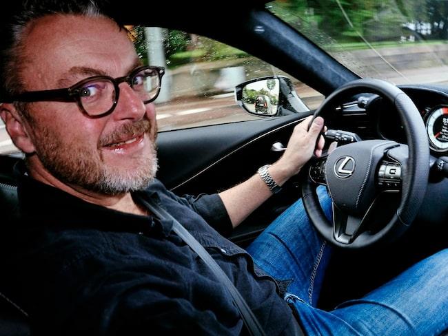 Hans Hedberg har testat den japanska sportbilen.
