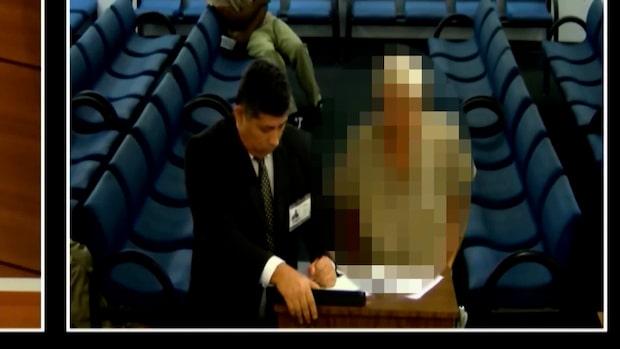 Den sexbrottsanklagade tv-profilen släppt mot borgen