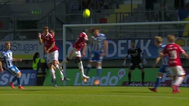 Höjdpunkter: IFK Göteborg-Kalmar FF