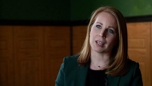 """Stor intervju med Annie Lööf: """"SD är inget femte alliansparti"""""""