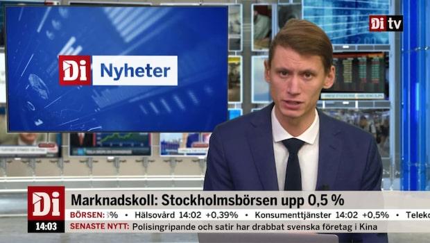 Di Nyheter 14.00 19 dec - XXL faller efter vinstvarning