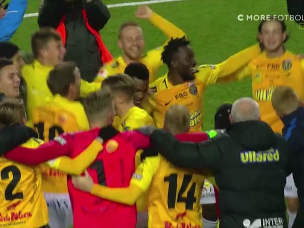 Här blir Falkenberg klara för Allsvenskan