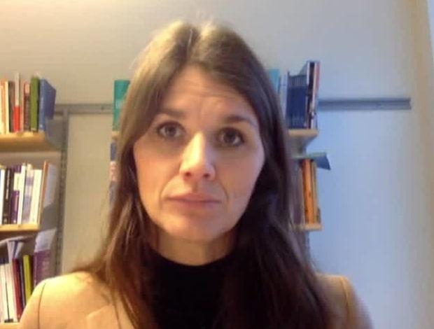 """Jenny Madestam: """"Han är en tuffare motståndare för Löfven"""""""