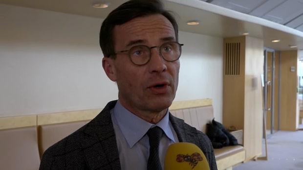 """""""Vi måste ha koll så internationella svenska intressen kan värnas"""""""