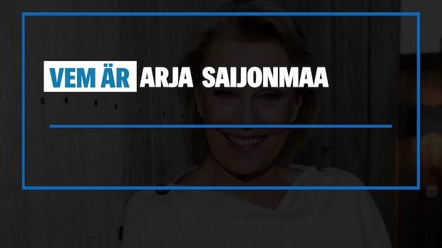 Vem är Arja Saijonmaa?