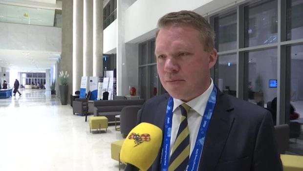 "Anders Larsson: ""Besvikelsen sköljde över mig"""