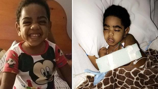 Operationen skulle ge 2-åringen en ny chans i livet – men pappans mörka förflutna stoppade planerna
