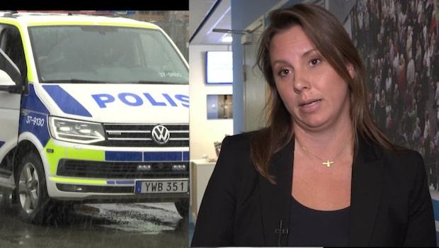 """Polisens resultat dyker – cheferna beordrar """"pinnjakt"""""""