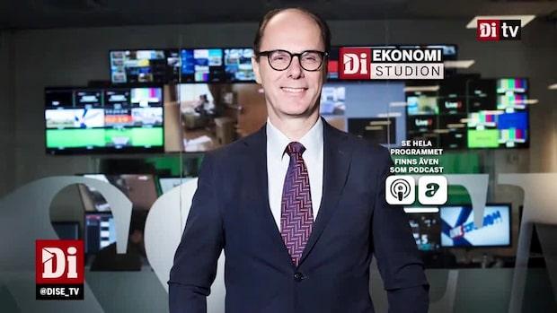 Ekonomistudion 6 november 2019 - se hela programmet