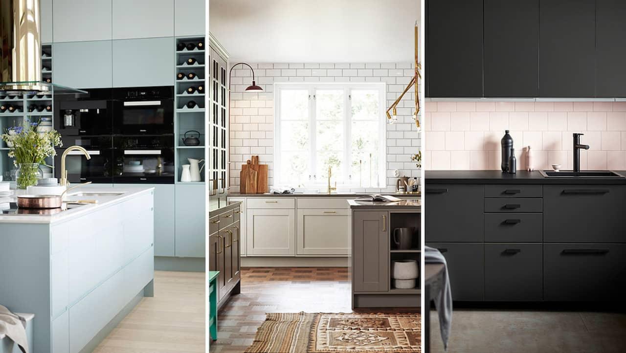 kök – tips och inspiration för att inreda köket | leva & bo