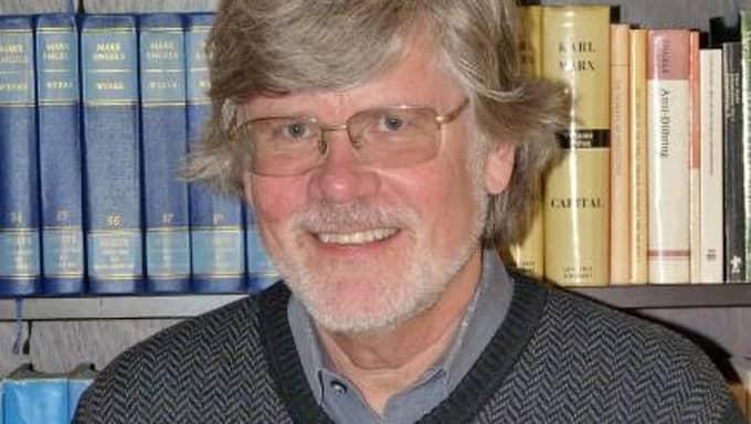 Stefan Hedlund.