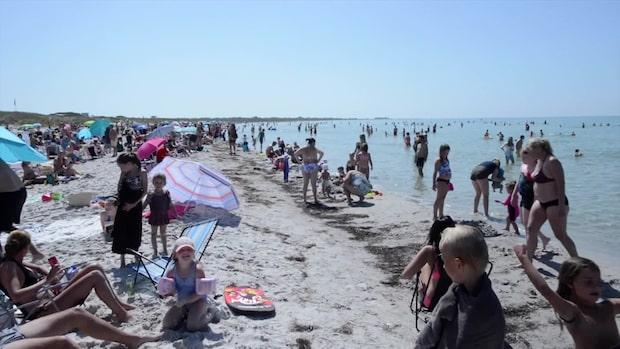 Kommunens krav efter kaoset på badstränderna