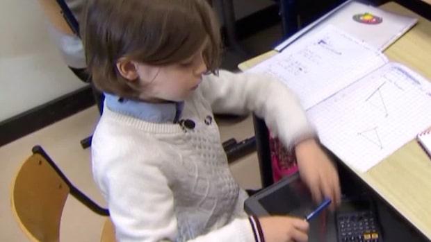 Nioåringen har IQ 145 – vill bygga konstgjorda hjärtan