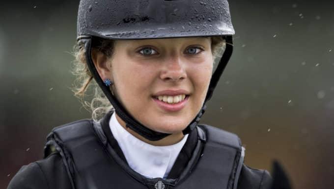Janelle Larsson. Foto: Petter Arvidson