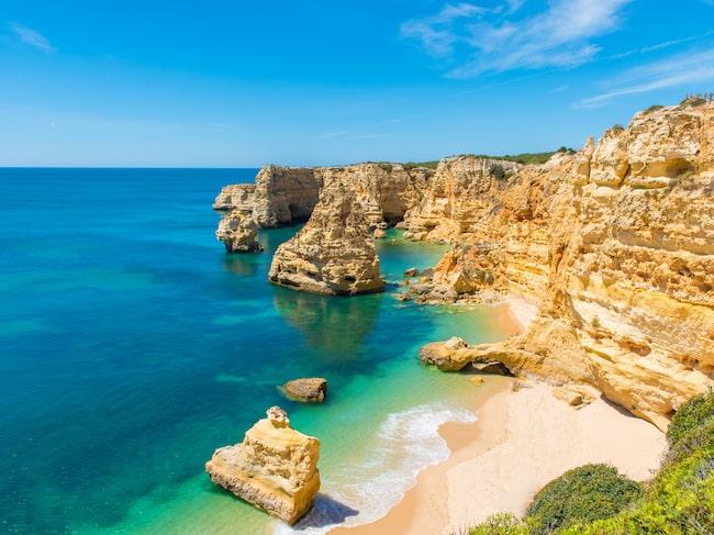 Den nionde omgången av SVT-serien spelades in på Algarvekusten i södra Portugal.
