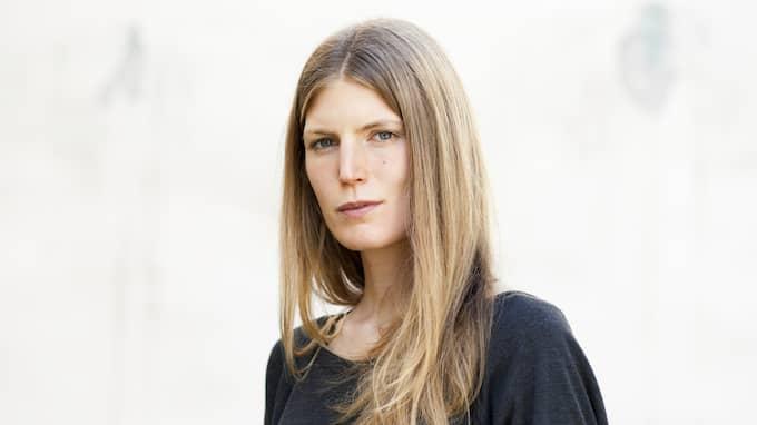 Helena Granström. Foto: ELIN STRÖMBERG / NATUR OCH KULTUR