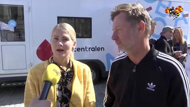 """Peter Gerhardsson: """"Den var den absolut längsta resan i mitt liv"""""""