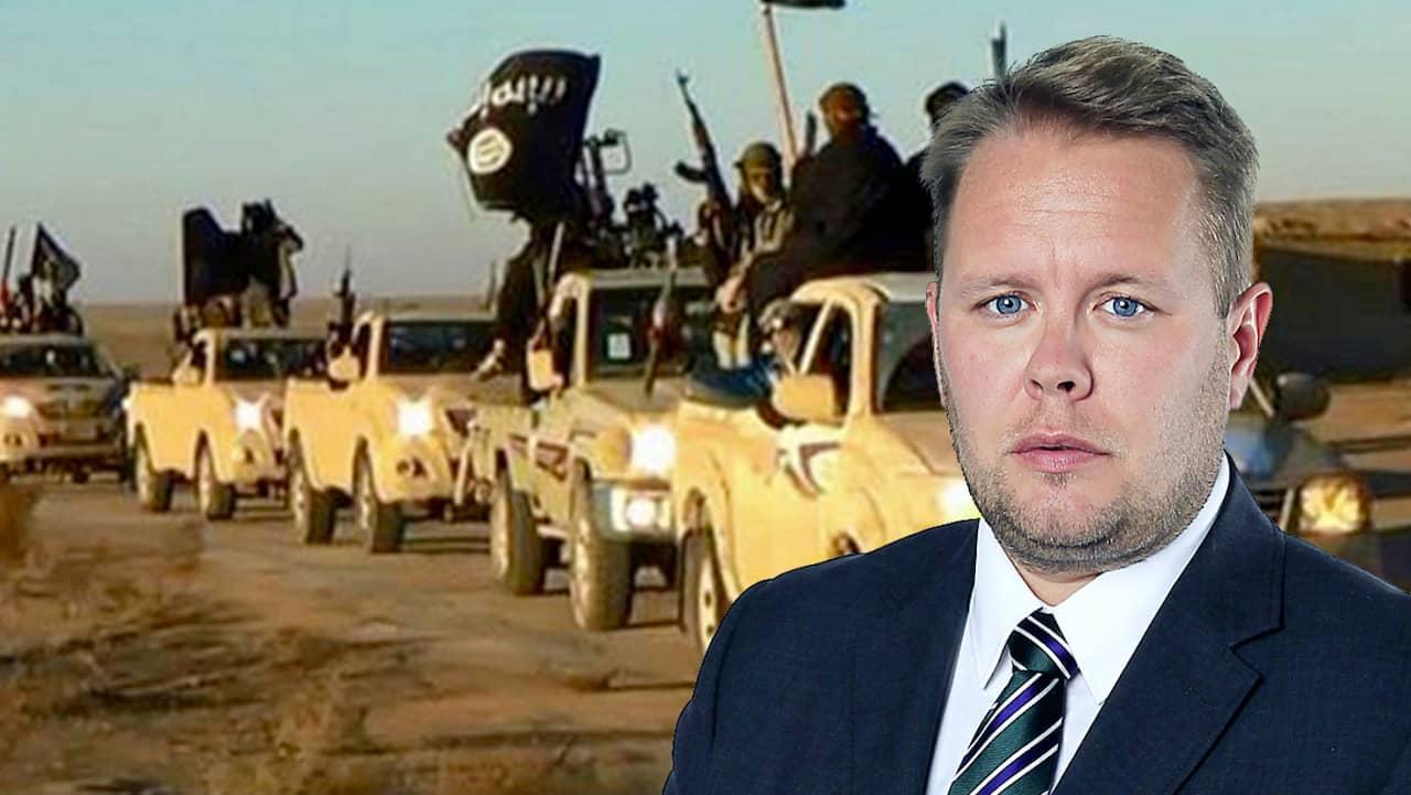 FREDRIK SJÖSHULT: IS-återvändare välkomnas av tandlös svensk terrorlag