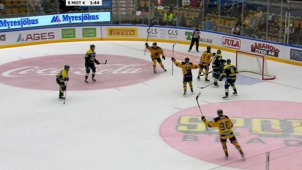Höjdpunkter: HV 71-Luleå