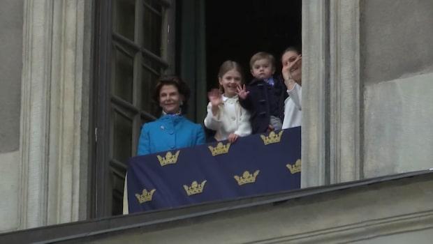 Kungen firades med Swedish House Mafia