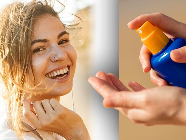 Skydda huden i vår och sommar!