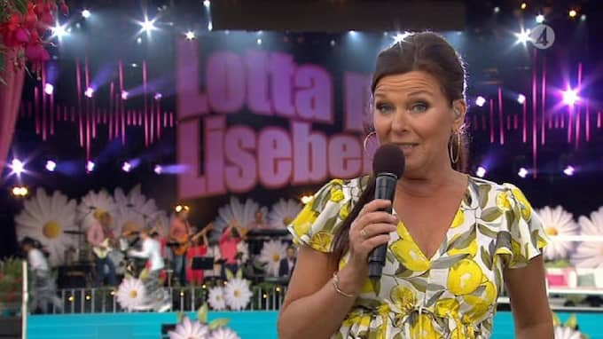 Lotta Engberg Foto: TV4