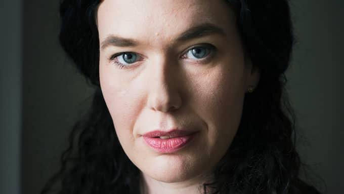 Therese Bohman är författare och medarbetare på Expressens kultursida. Foto: THEO ELIAS LUNDGREN