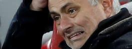 Mourinho sparkas – ersättare pekas ut