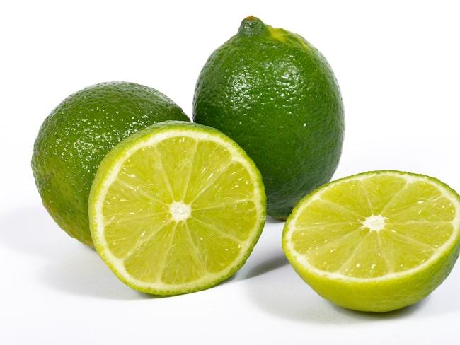 Lime behövs till margarita