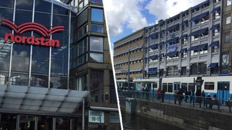 Två knivskärningar i Göteborg inom loppet av en timme