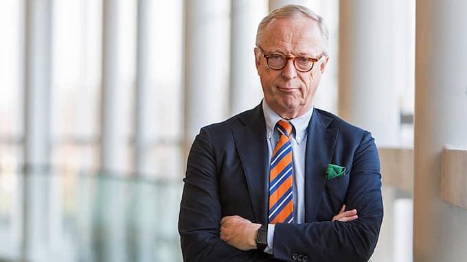 Gunnar Hökmark är delegationsledare för Moderaterna i Europaparlamentet. Foto: PRESSBILD