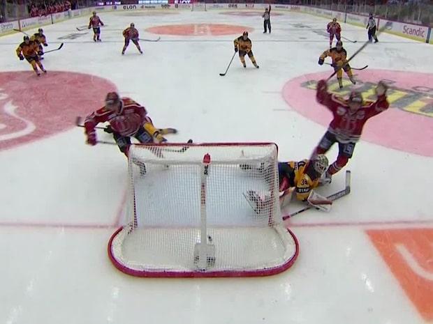 Highlights: Örebro-Luleå