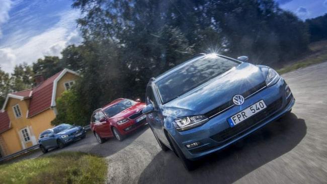 Volkswagen golf en pigg 37 aring