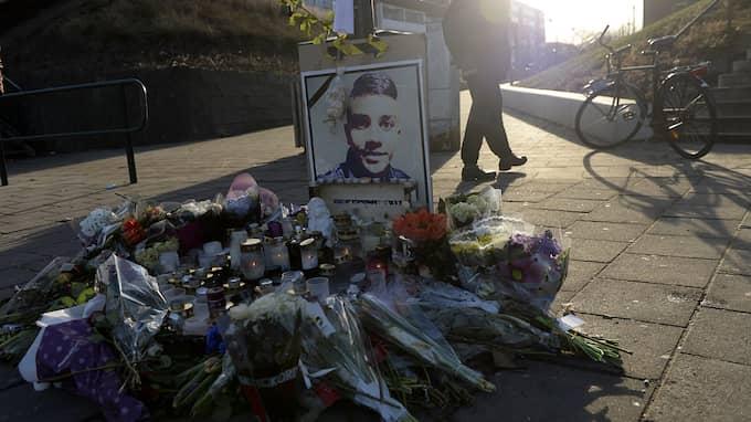 I början av året sköts 16-årige Ahmed Obaid till döds precis intill Rosengårds centrum. Foto: FRITZ SCHIBLI / EXPRESSEN/KVP